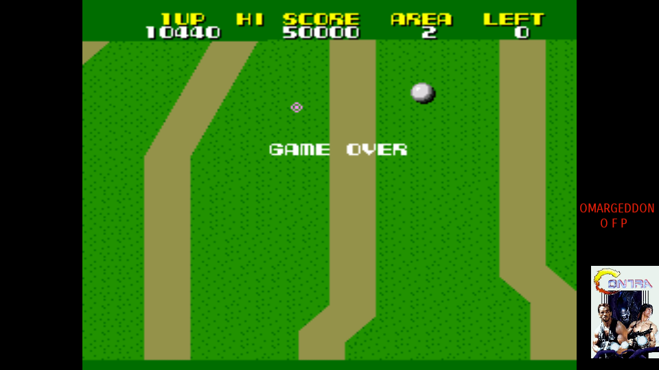 omargeddon: Xevious Fardraut Saga [Mission Recon] (MSX Emulated) 10,440 points on 2017-07-29 01:16:48
