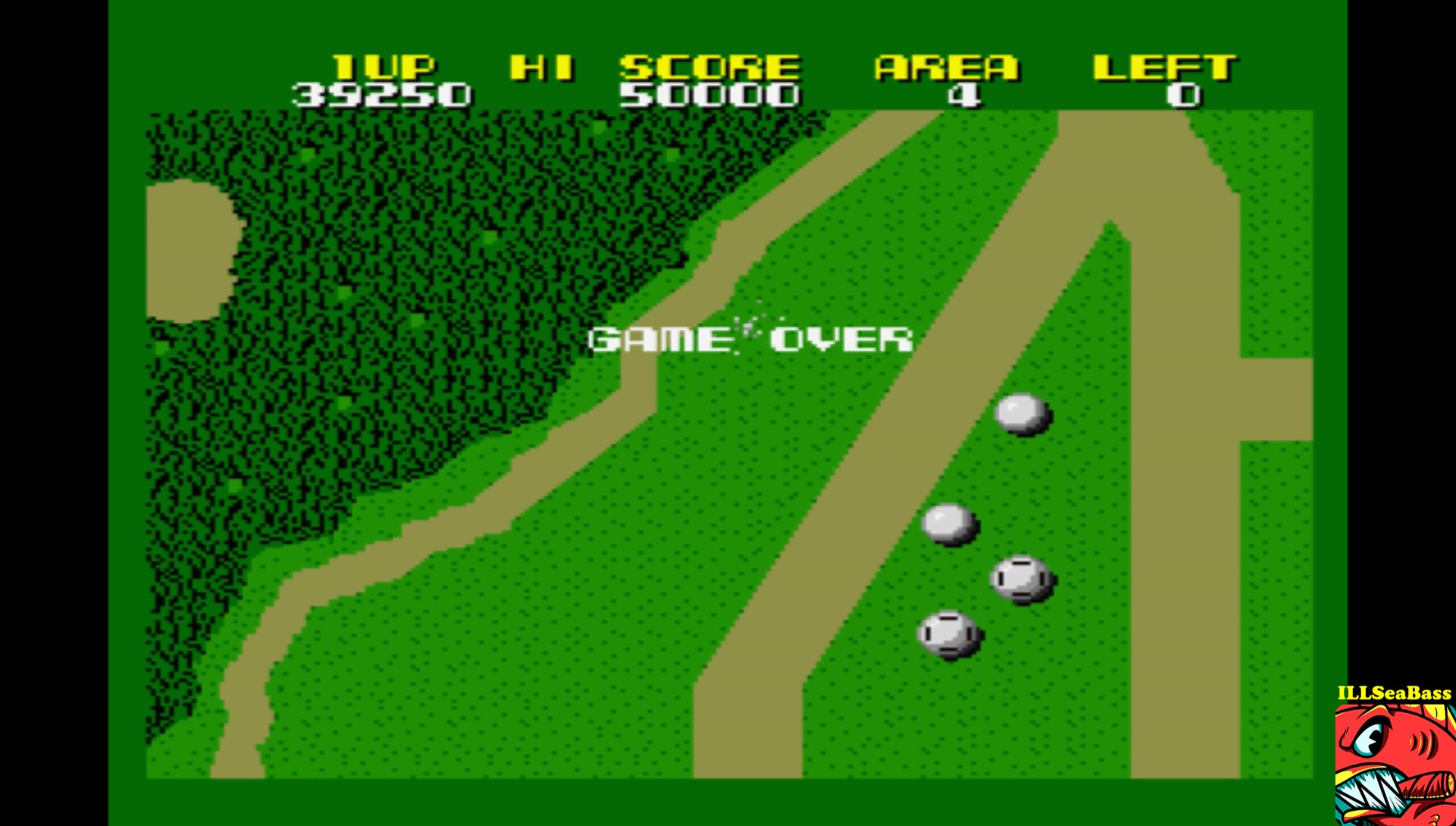 ILLSeaBass: Xevious Fardraut Saga [Mission Recon] (MSX Emulated) 39,250 points on 2017-08-16 22:38:21