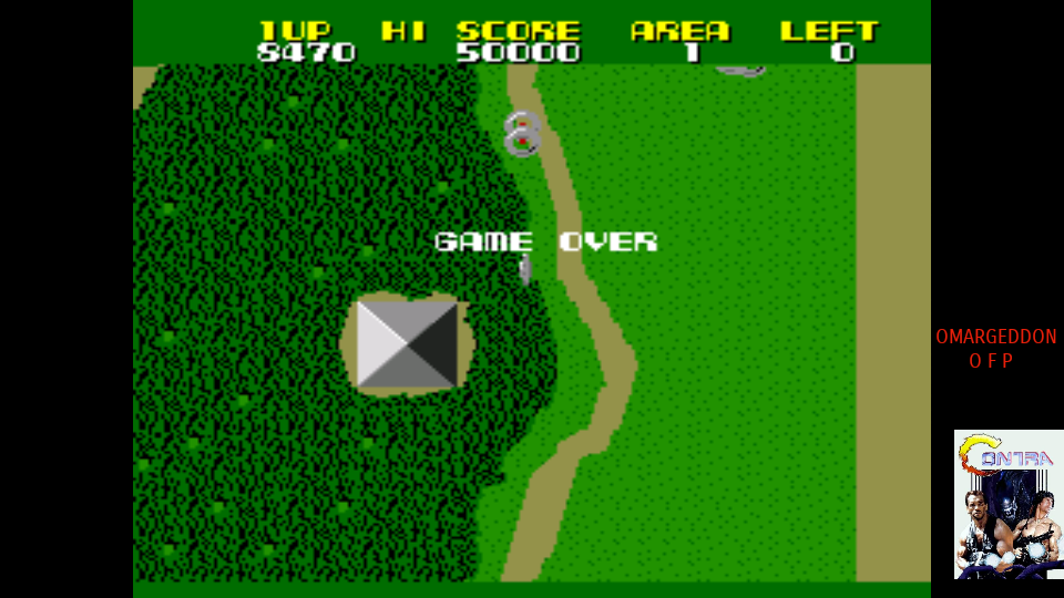 omargeddon: Xevious Fardraut Saga [Mission Scramble] (MSX Emulated) 8,470 points on 2017-07-29 01:15:36