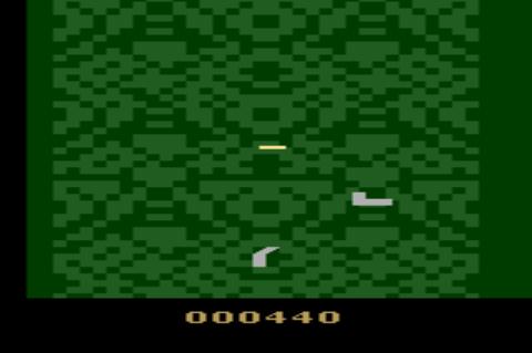 GAMES: Xevious [Game 1BA] (Atari 2600) 440 points on 2019-12-28 21:12:06