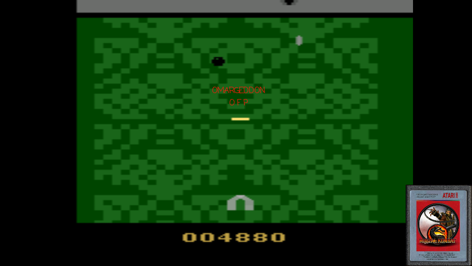 omargeddon: Xevious [Game 1BB] (Atari 2600 Emulated) 4,880 points on 2017-02-09 23:34:30