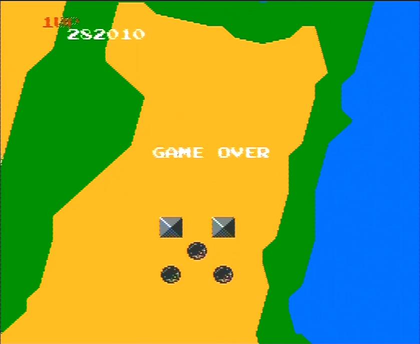 DonAtreides: Xevious (NES/Famicom) 282,010 points on 2016-01-18 18:35:42