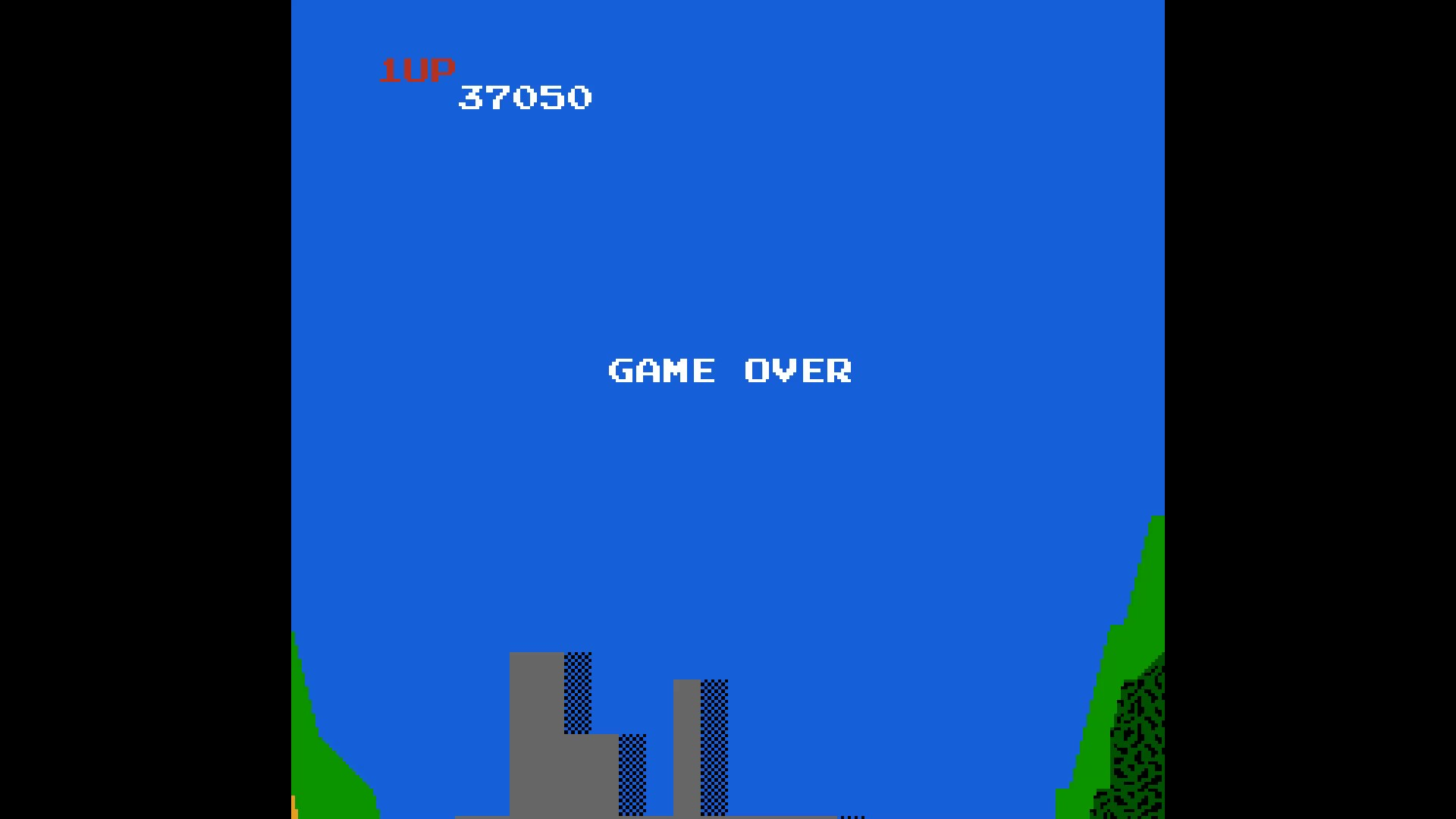 AkinNahtanoj: Xevious (NES/Famicom Emulated) 37,050 points on 2020-08-11 04:49:45