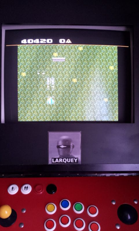 Larquey: Xevious: Novice (Atari 7800 Emulated) 40,420 points on 2017-10-16 11:25:34