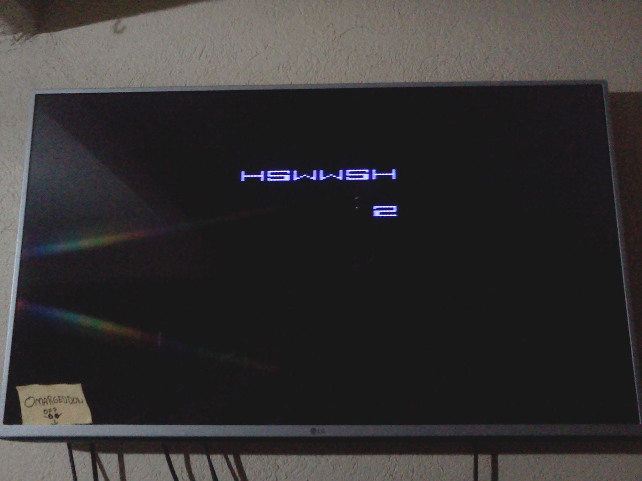 omargeddon: Yars Revenge (Atari 2600 Novice/B) 218,913 points on 2016-08-16 19:37:03
