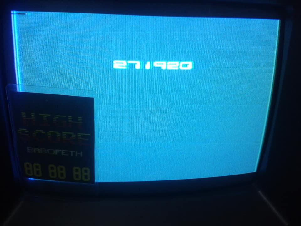 BabofetH: Yars Revenge (Atari 2600 Novice/B) 271,920 points on 2020-07-30 14:18:26