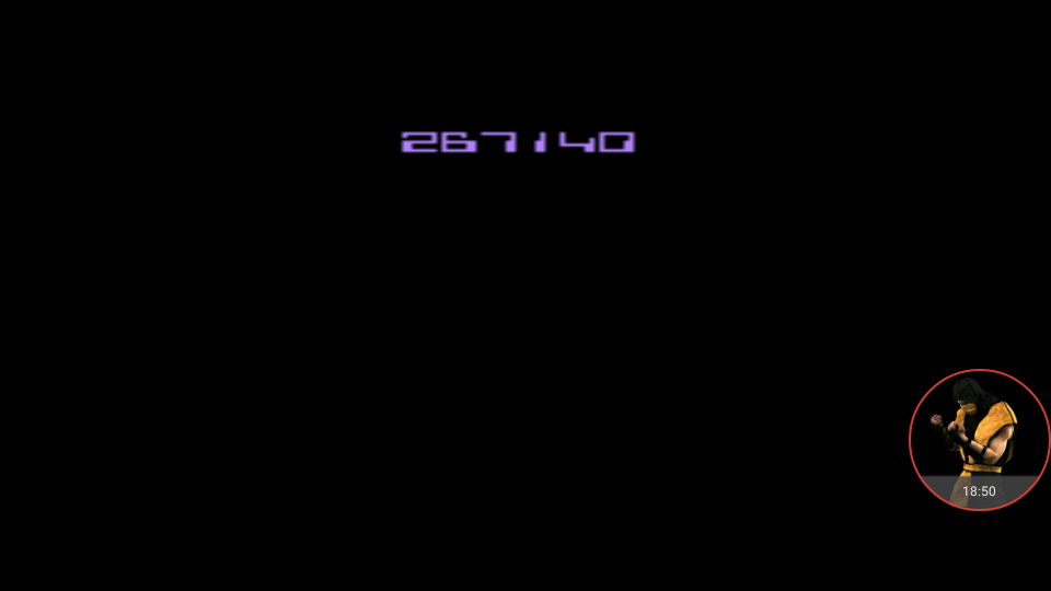 omargeddon: Yars Revenge (Atari 2600 Emulated Novice/B Mode) 267,140 points on 2018-01-03 20:18:41