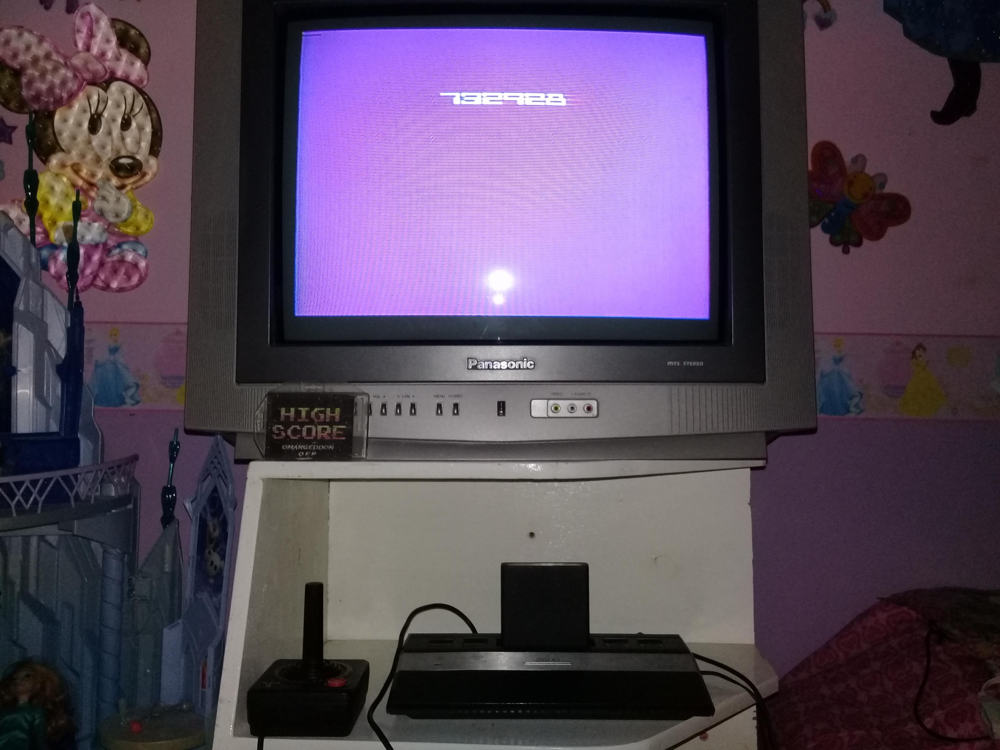 omargeddon: Yars Revenge: Game 6 (Atari 2600 Novice/B) 732,928 points on 2019-06-03 14:10:04