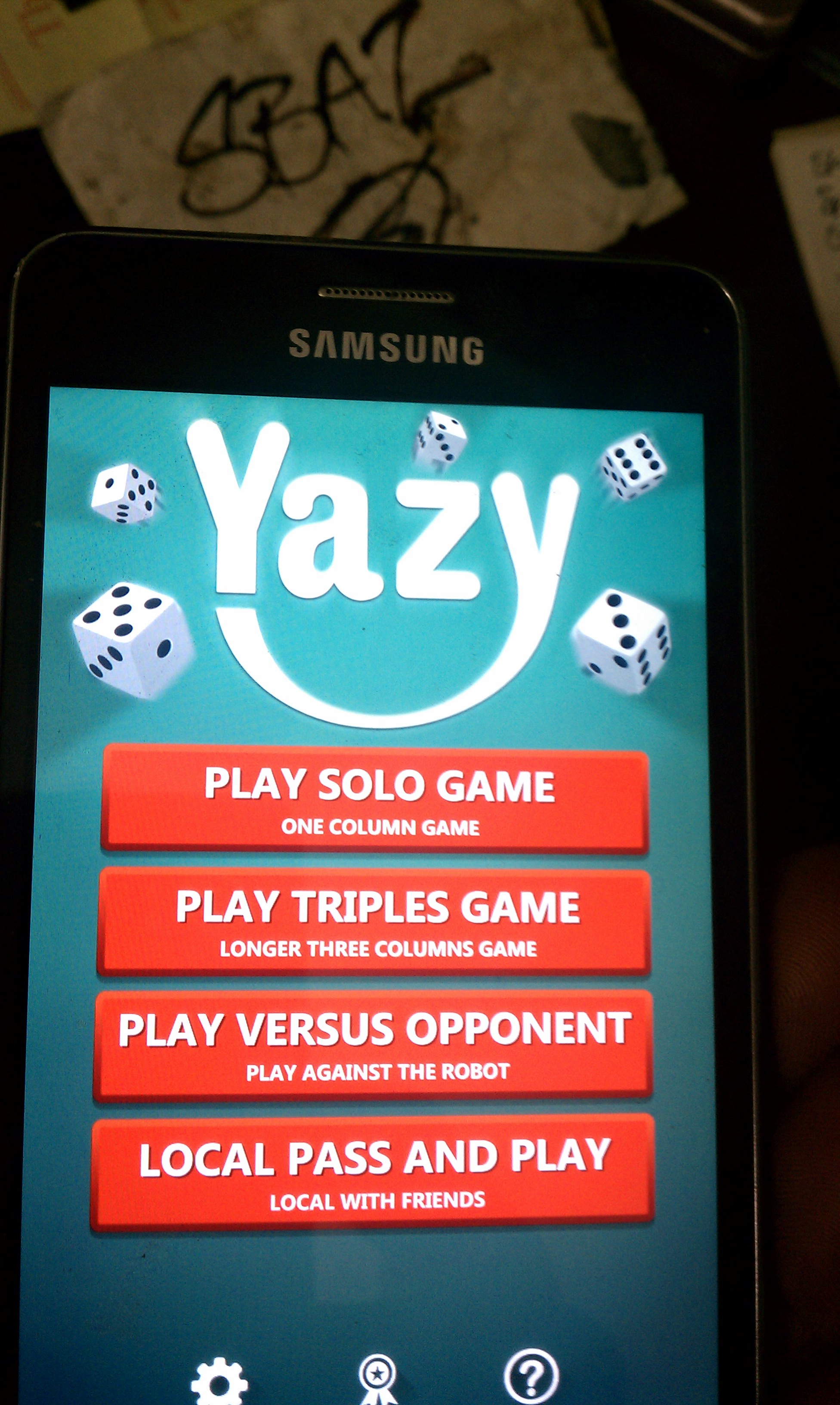 S.BAZ: Yazy [Solo Game] [Corrected Chart] (Android) 294 points on 2020-05-24 14:50:25