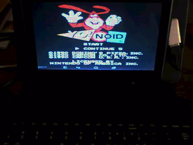 ecworiginal: Yo! Noid (NES/Famicom Emulated) 121,000 points on 2016-06-29 16:56:15