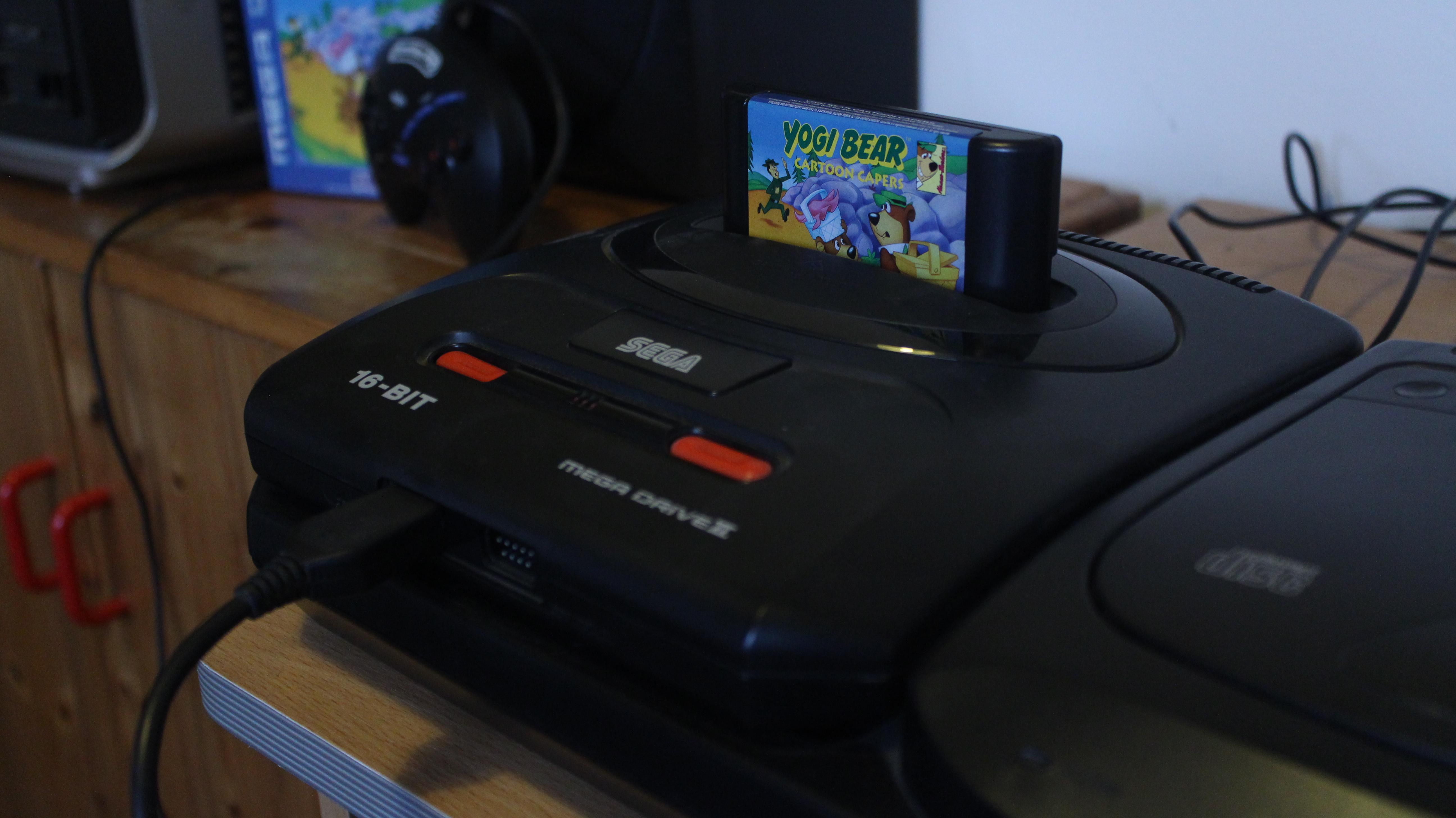 Bartjaah: Yogi Bear: Cartoon Capers (Sega Genesis / MegaDrive) 187,540 points on 2015-12-08 08:28:52