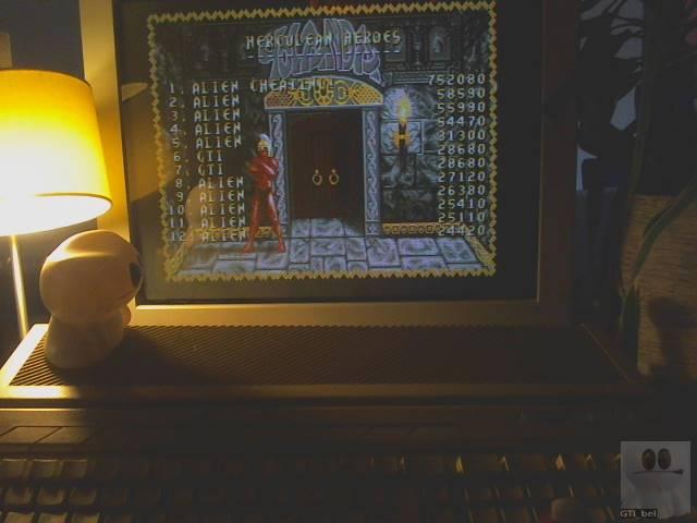 GTibel: Yolanda: The Ultimate Challenge (Atari ST) 28,680 points on 2019-12-05 01:30:49