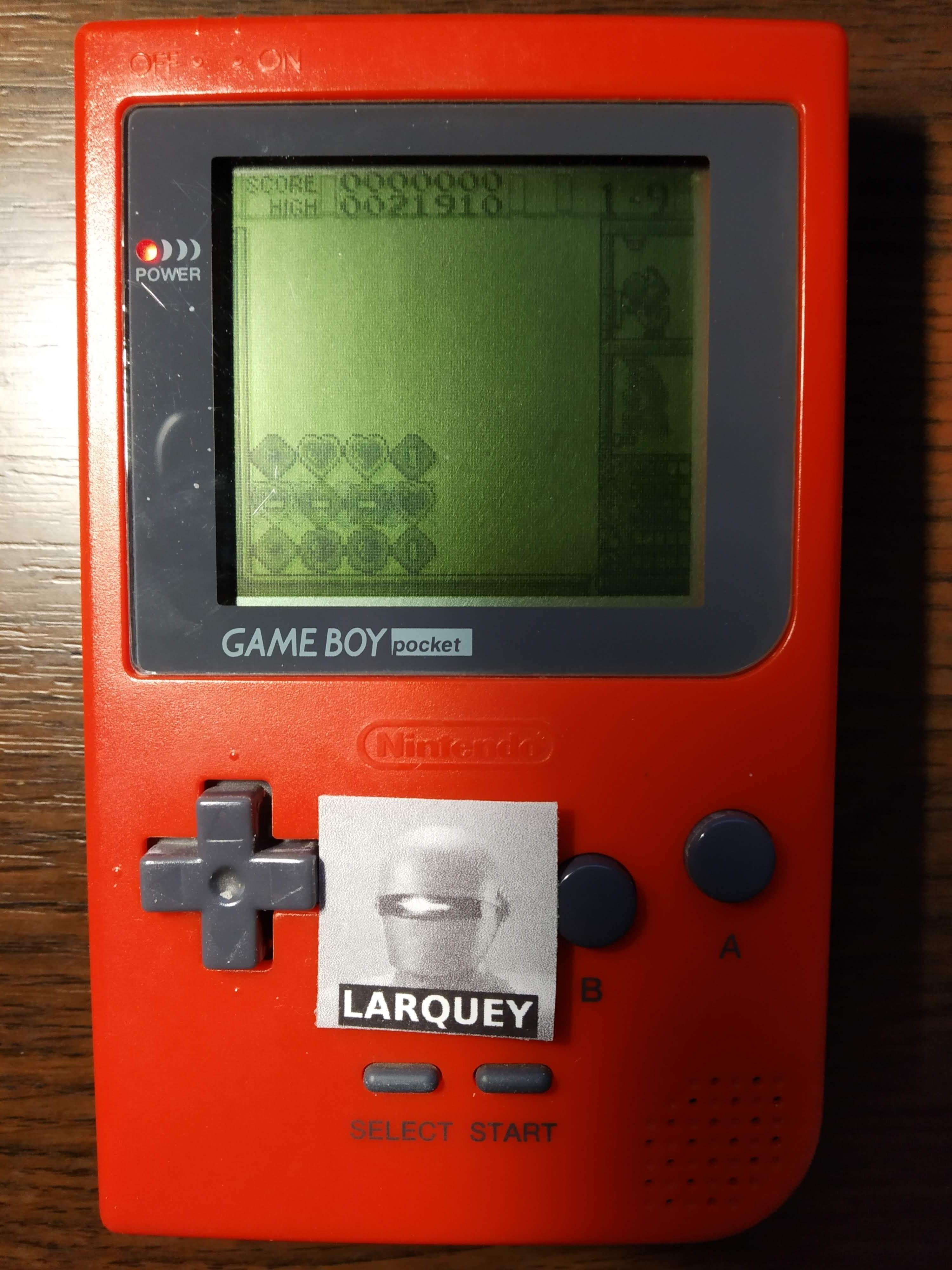 Larquey: Yoshi
