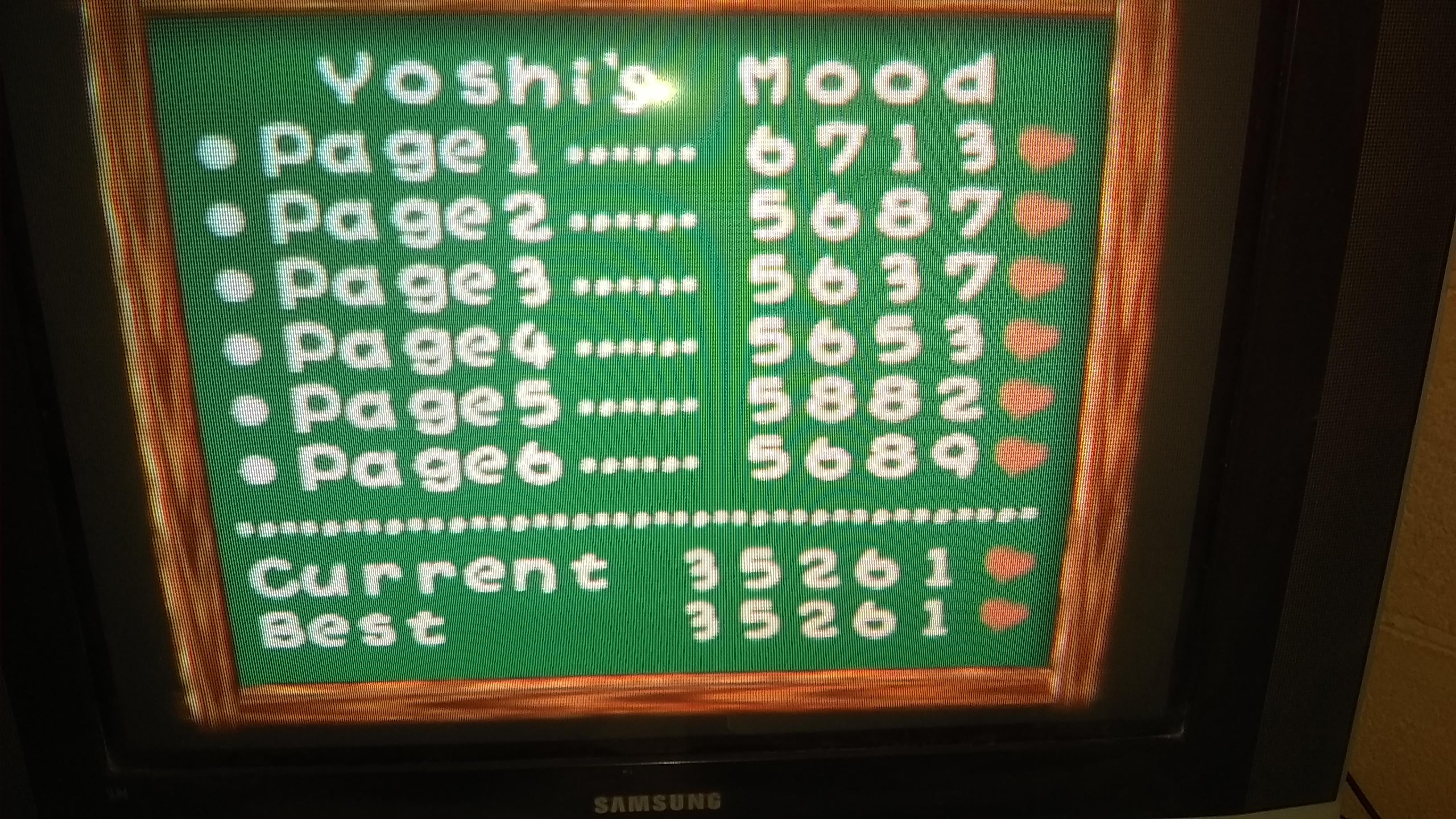 yourgamerman: Yoshi