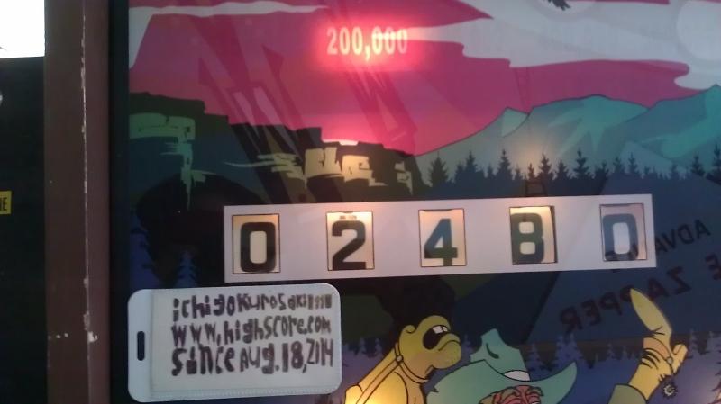 ichigokurosaki1991: Yukon Special (Pinball: 3 Balls) 202,480 points on 2016-05-06 02:21:44