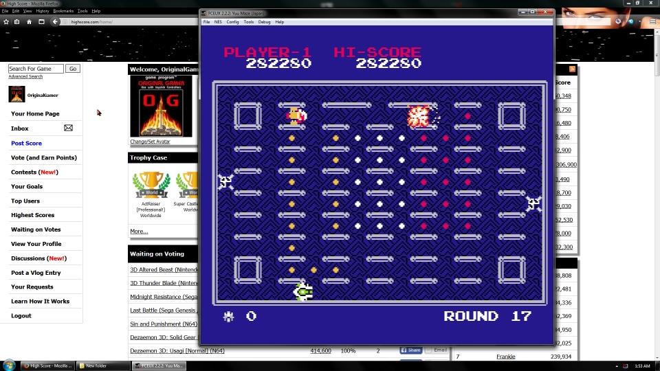 OriginalGamer: Yuu Maze (NES/Famicom Emulated) 282,280 points on 2016-06-30 16:41:33
