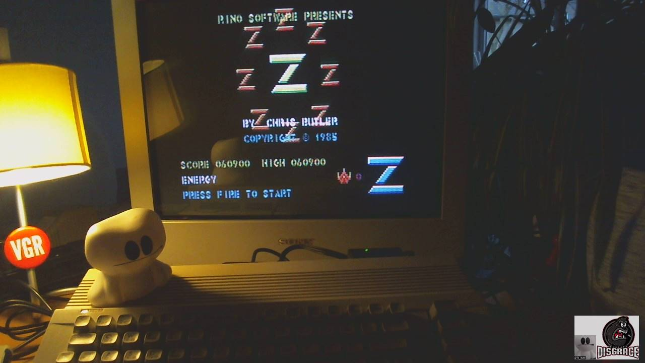 GTibel: Z / Z-Pilot (Commodore 64) 60,900 points on 2020-02-05 10:02:35