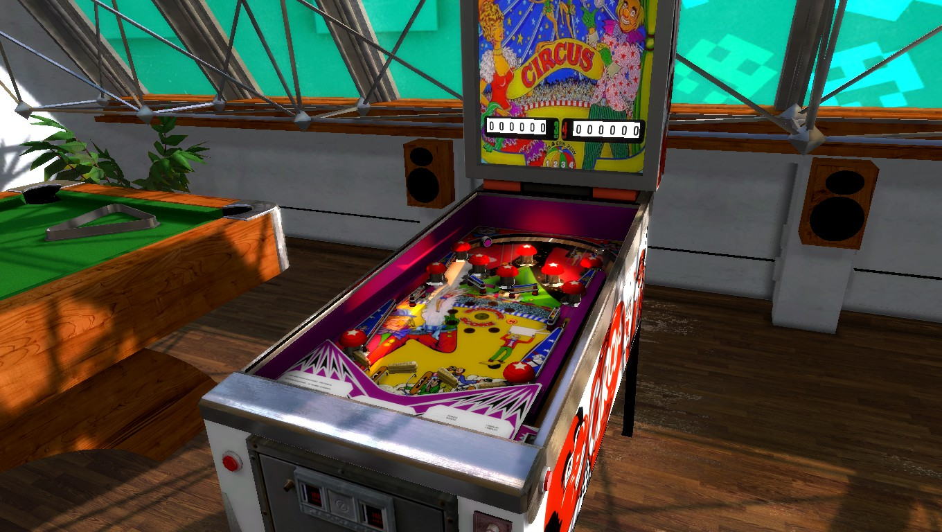 Mark: Zaccaria Pinball: Circus 2018 Retro Table [5 Balls] (PC) 6,090 points on 2018-05-20 00:30:03