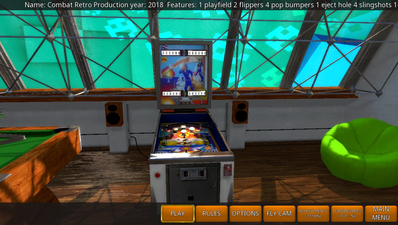 Mark: Zaccaria Pinball: Combat 2018 Retro Table [5 Balls] (PC) 5,930 points on 2018-05-20 01:30:02