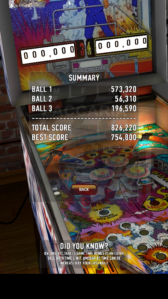 omargeddon: Zaccaria Pinball: Combat (Android) 826,220 points on 2018-06-17 21:37:48