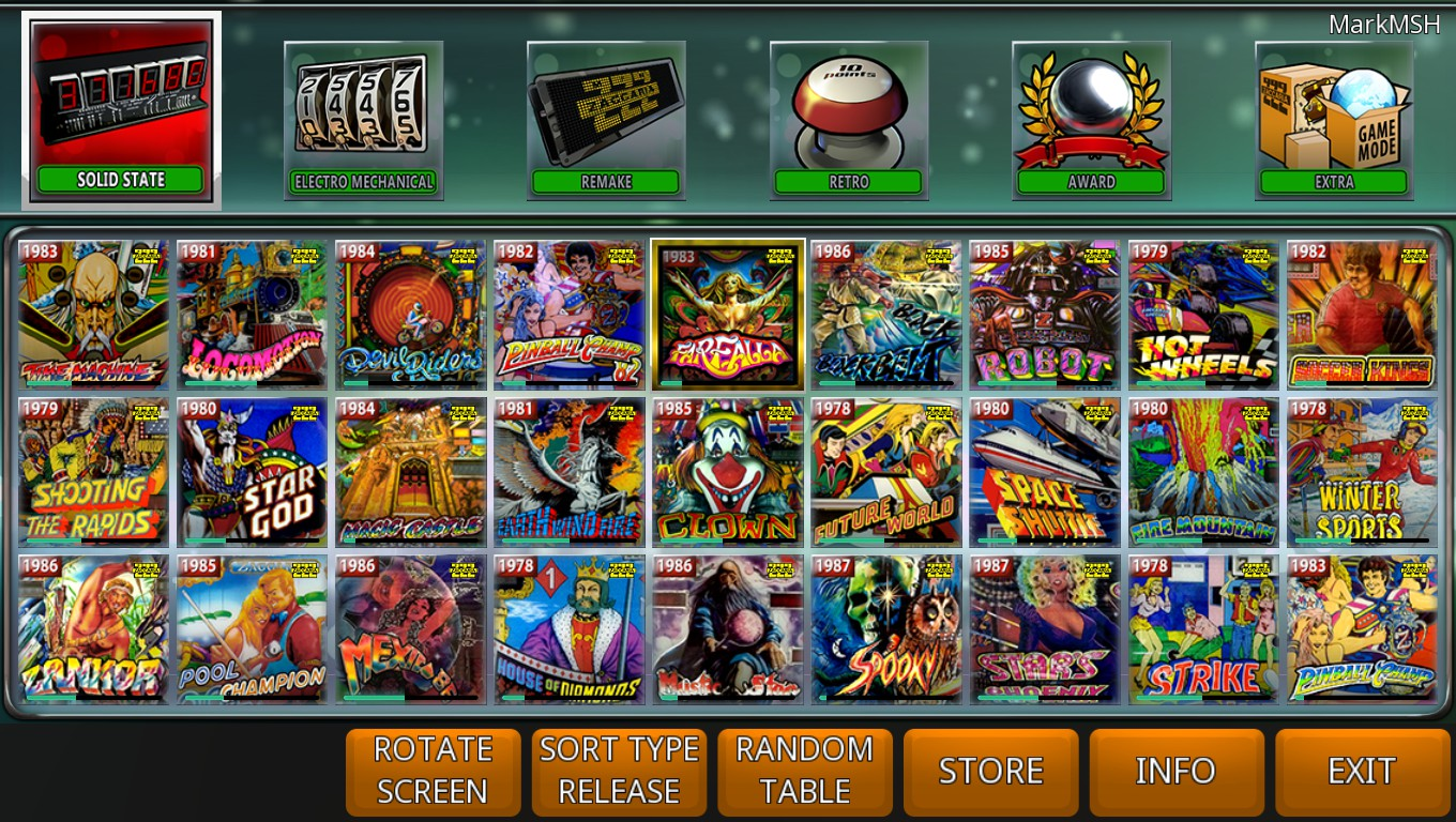 Mark: Zaccaria Pinball: Farfalla [3 balls] (PC) 778,220 points on 2018-07-03 00:48:20