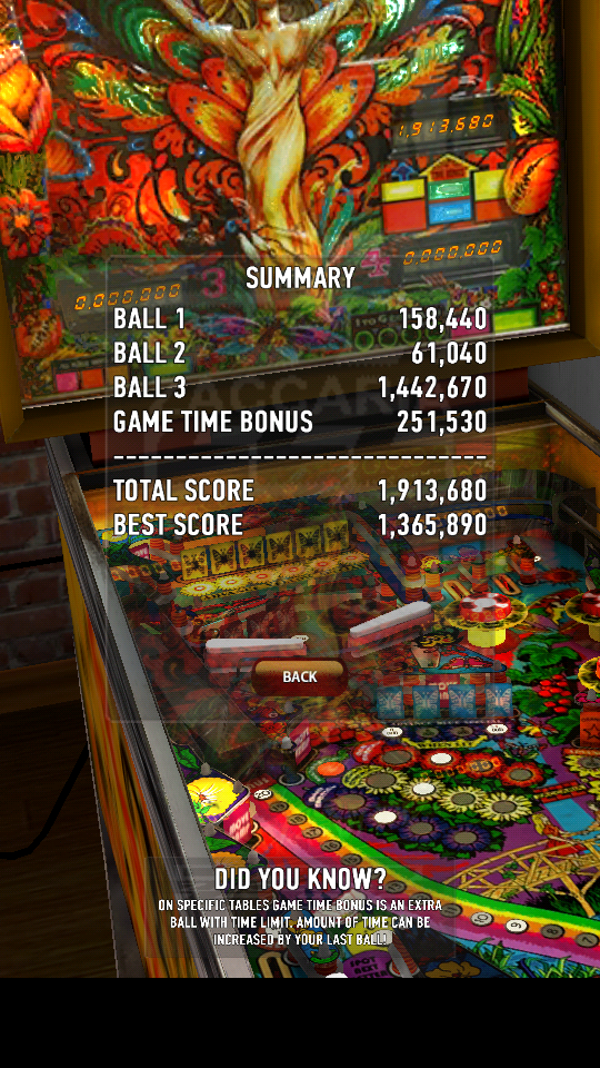 omargeddon: Zaccaria Pinball: Farfalla (Android) 1,913,680 points on 2018-06-29 23:11:54