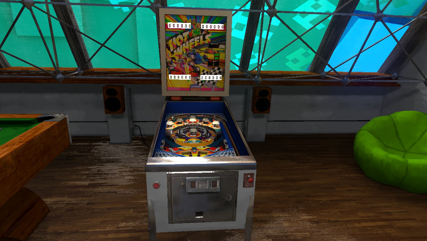 Mark: Zaccaria Pinball: Hot Wheels 2017 Retro Table [3 Balls] (PC) 6,330 points on 2018-07-27 03:48:10