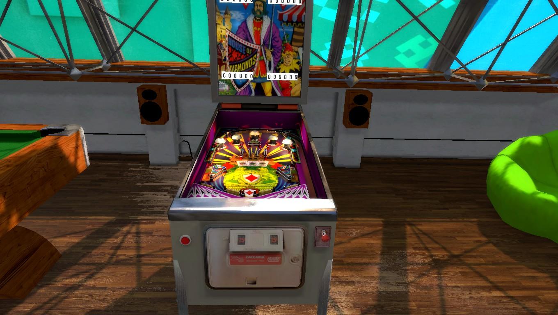 Mark: Zaccaria Pinball: House of Diamonds 2018 Retro Table [3 Balls] (PC) 1,220 points on 2018-05-20 01:36:35