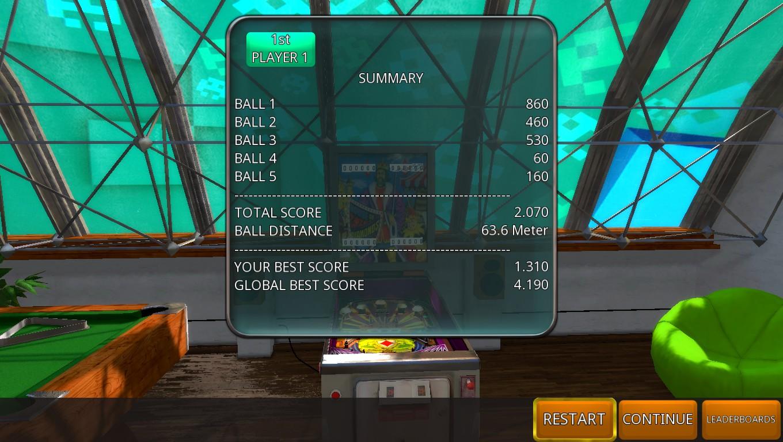 Mark: Zaccaria Pinball: House of Diamonds 2018 Retro Table [5 Balls] (PC) 2,070 points on 2018-05-20 01:38:53
