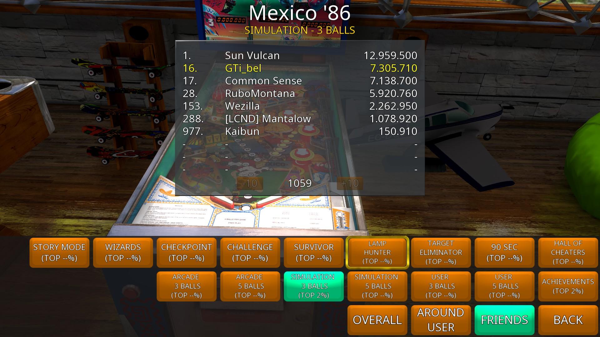 GTibel: Zaccaria Pinball: Mexico