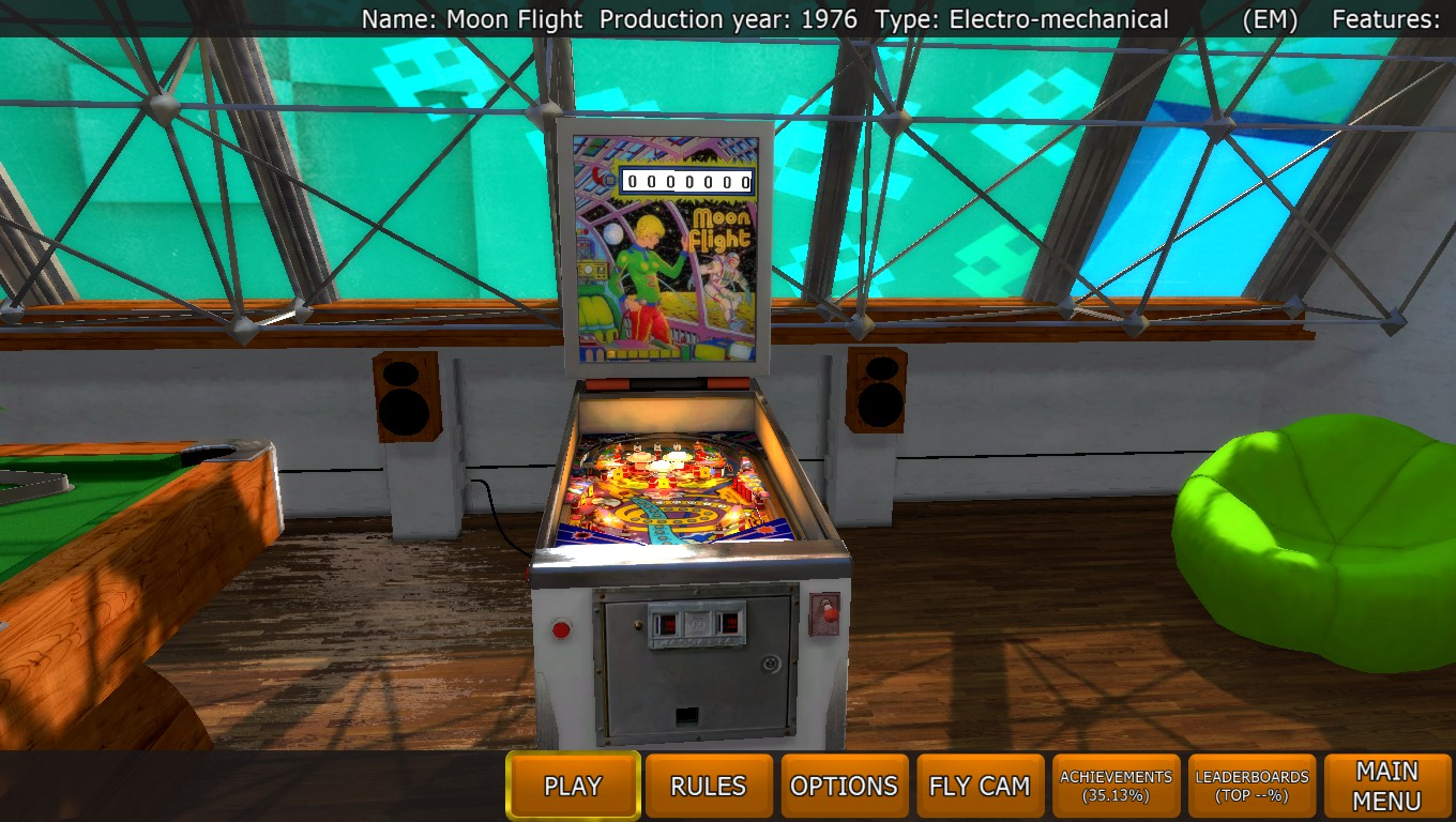 Mark: Zaccaria Pinball: Moon Flight [3 balls] (PC) 2,832,200 points on 2018-04-22 02:13:34