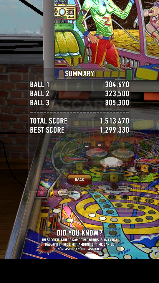 omargeddon: Zaccaria Pinball: Moon Flight (Android) 1,513,470 points on 2018-06-06 22:12:02