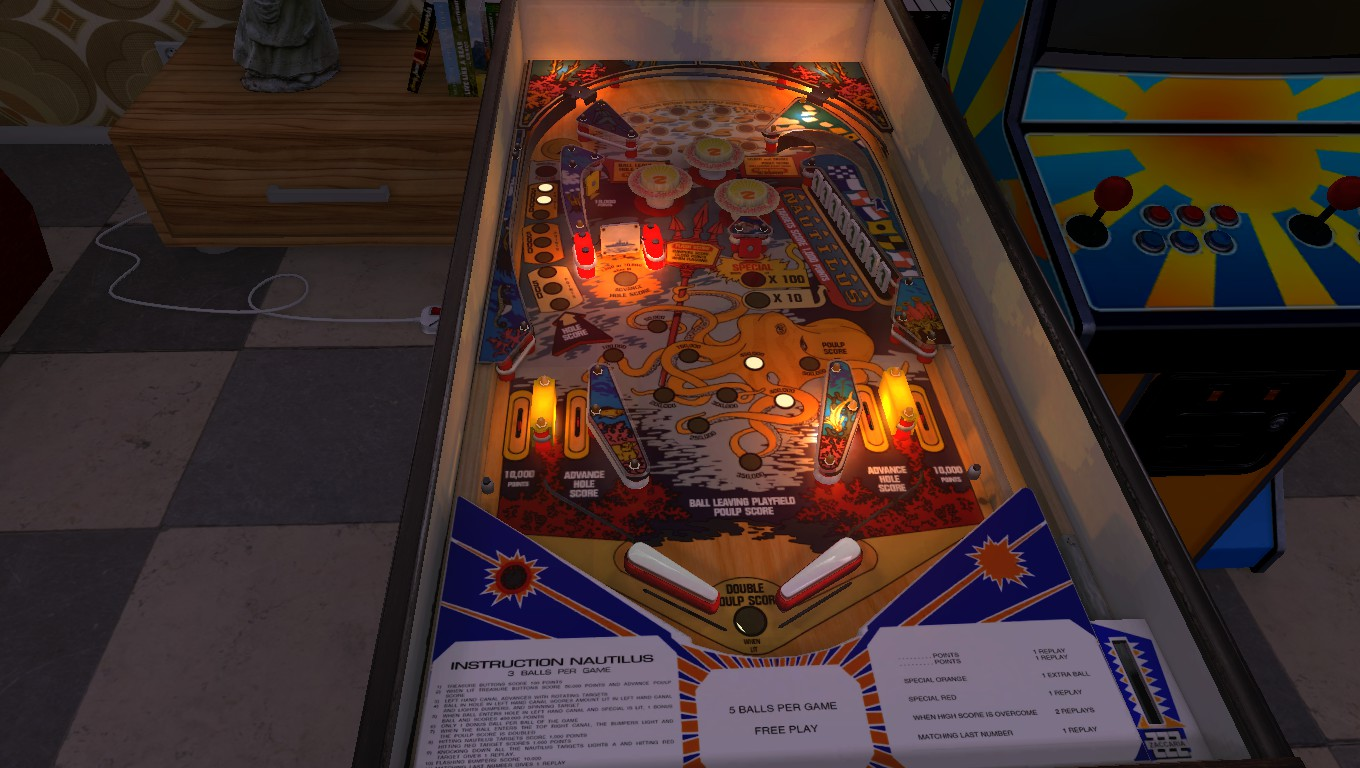 Mark: Zaccaria Pinball: Nautilus [5 balls] (PC) 19,786,800 points on 2020-06-21 23:42:22