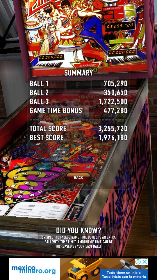 omargeddon: Zaccaria Pinball: Pinball Champ