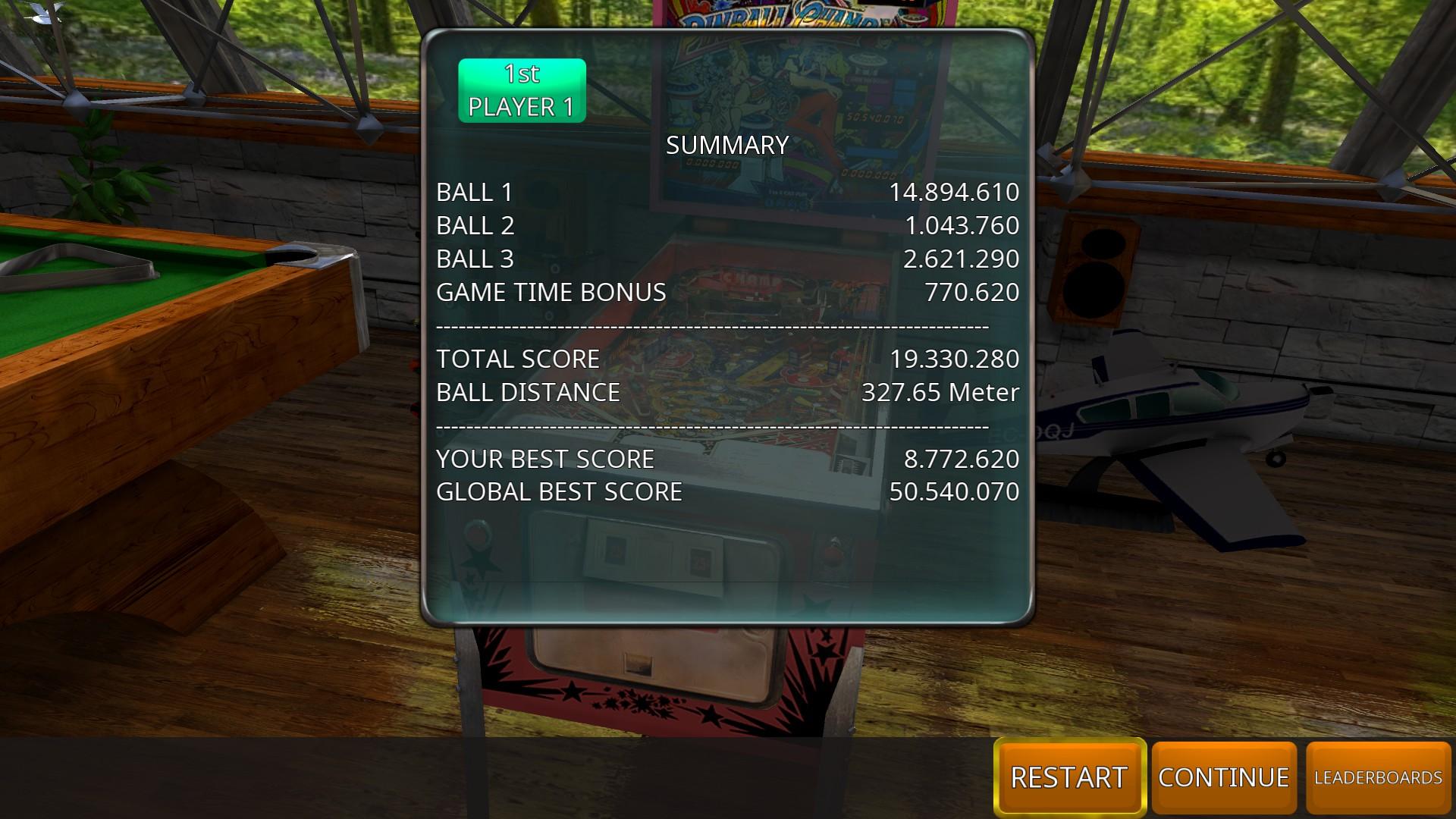 Zaccaria Pinball: Pinball Champ