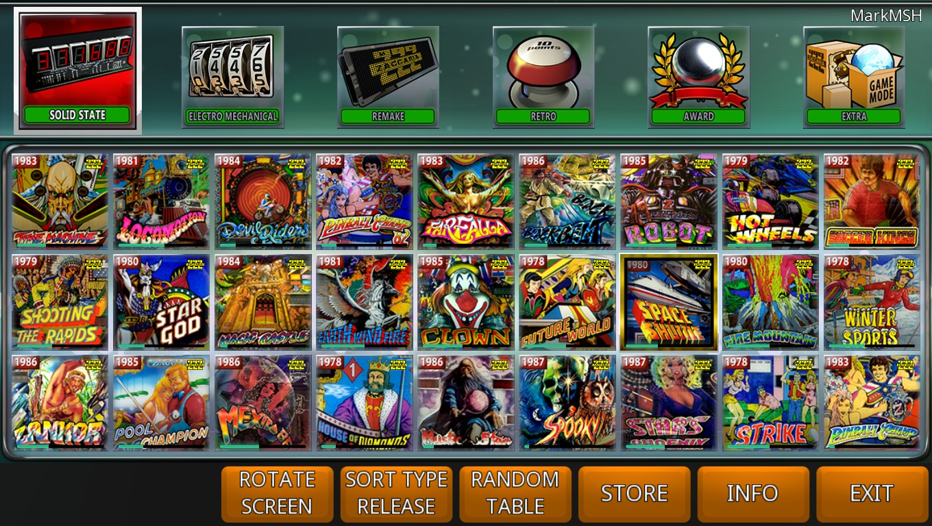 Mark: Zaccaria Pinball: Space Shuttle [3 balls] (PC) 484,820 points on 2018-07-06 00:03:46