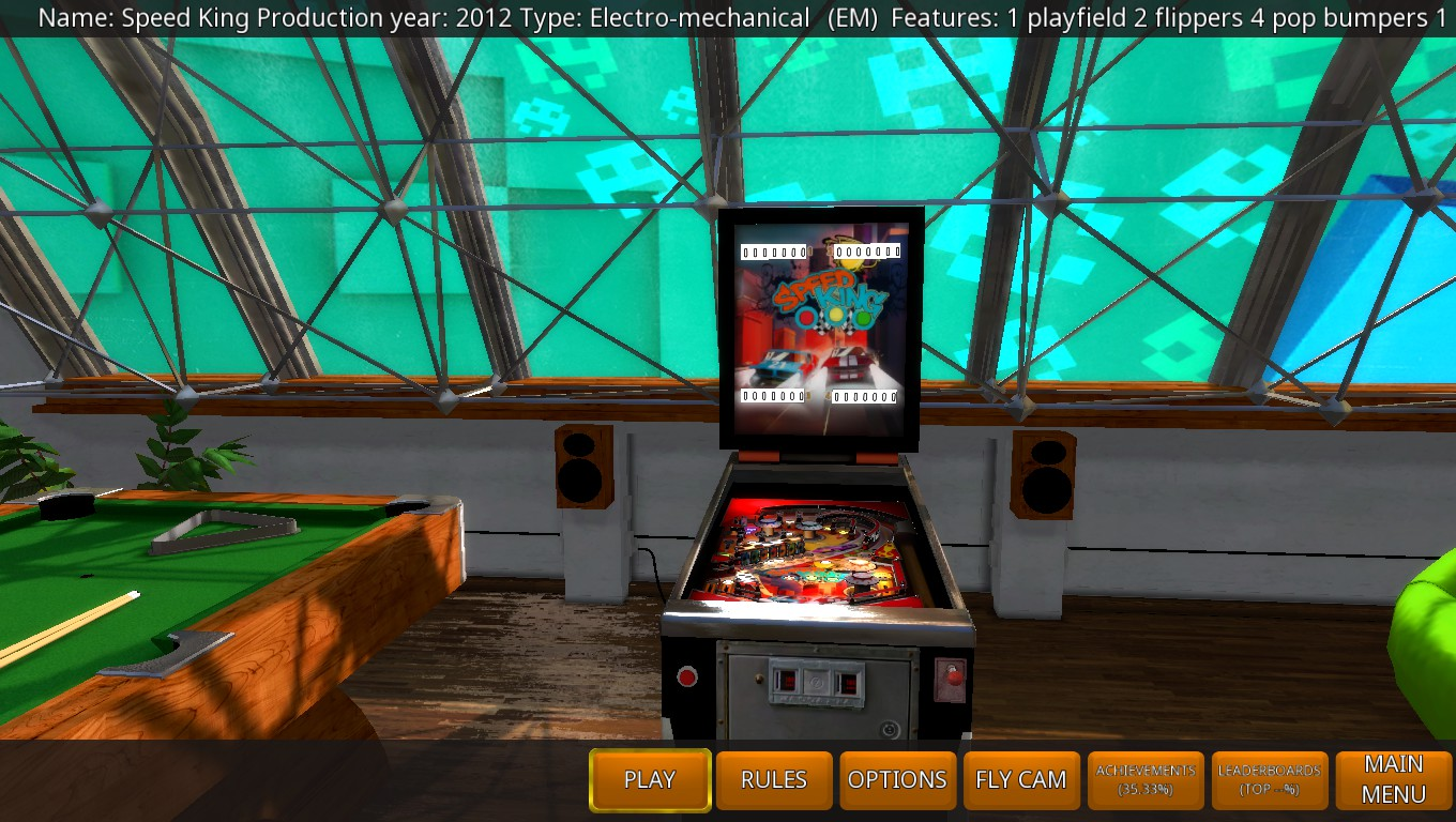 Mark: Zaccaria Pinball: Speed Kings [5 balls] (PC) 110,320 points on 2018-05-16 00:39:25