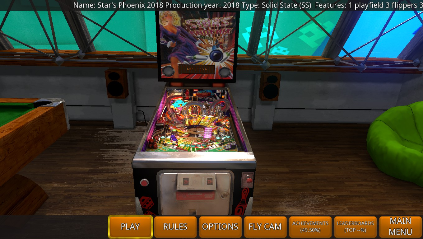 Mark: Zaccaria Pinball: Star