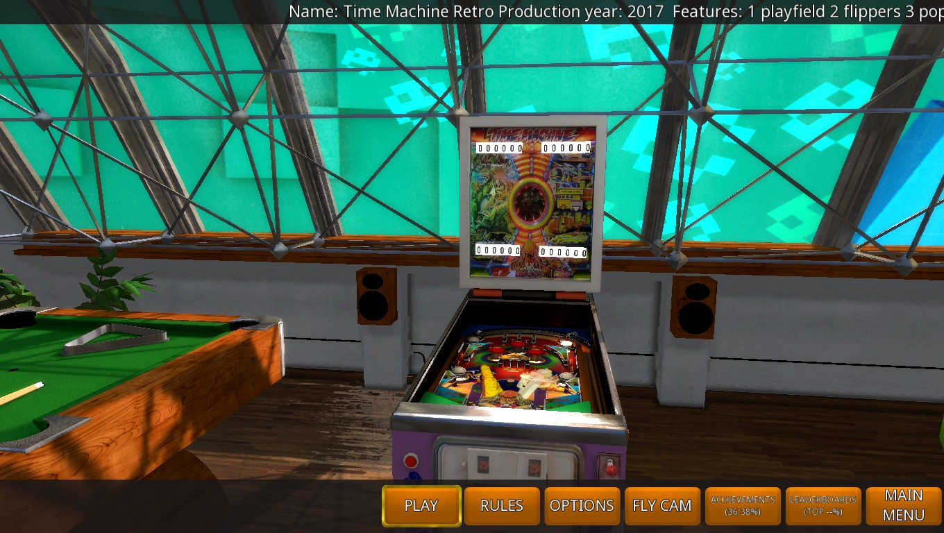 Mark: Zaccaria Pinball: Time Machine 2017 Retro Table [3 Balls] (PC) 12,030 points on 2018-05-18 03:46:45