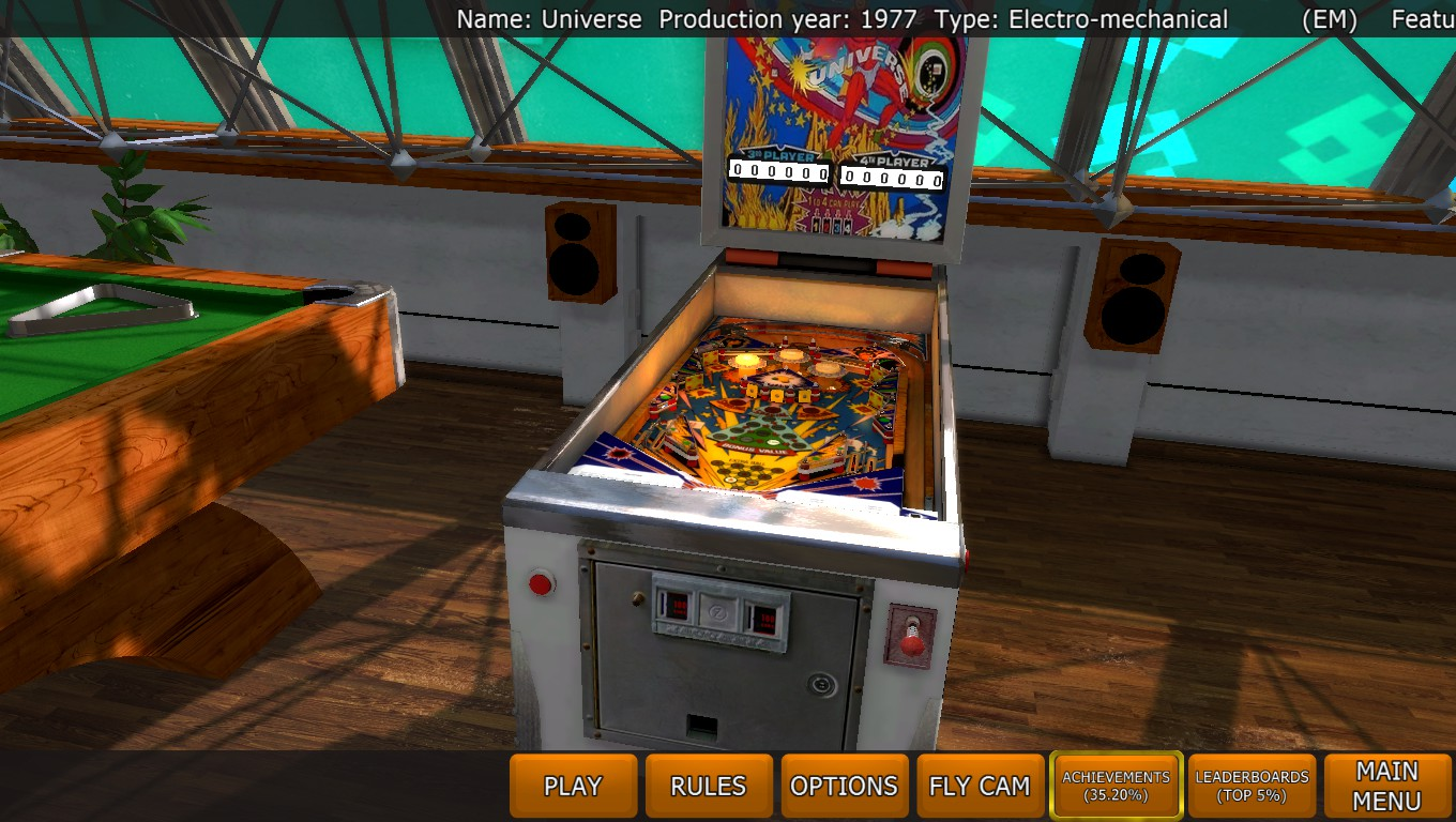 Mark: Zaccaria Pinball: Universe [3 balls] (PC) 445,850 points on 2018-04-23 00:10:25