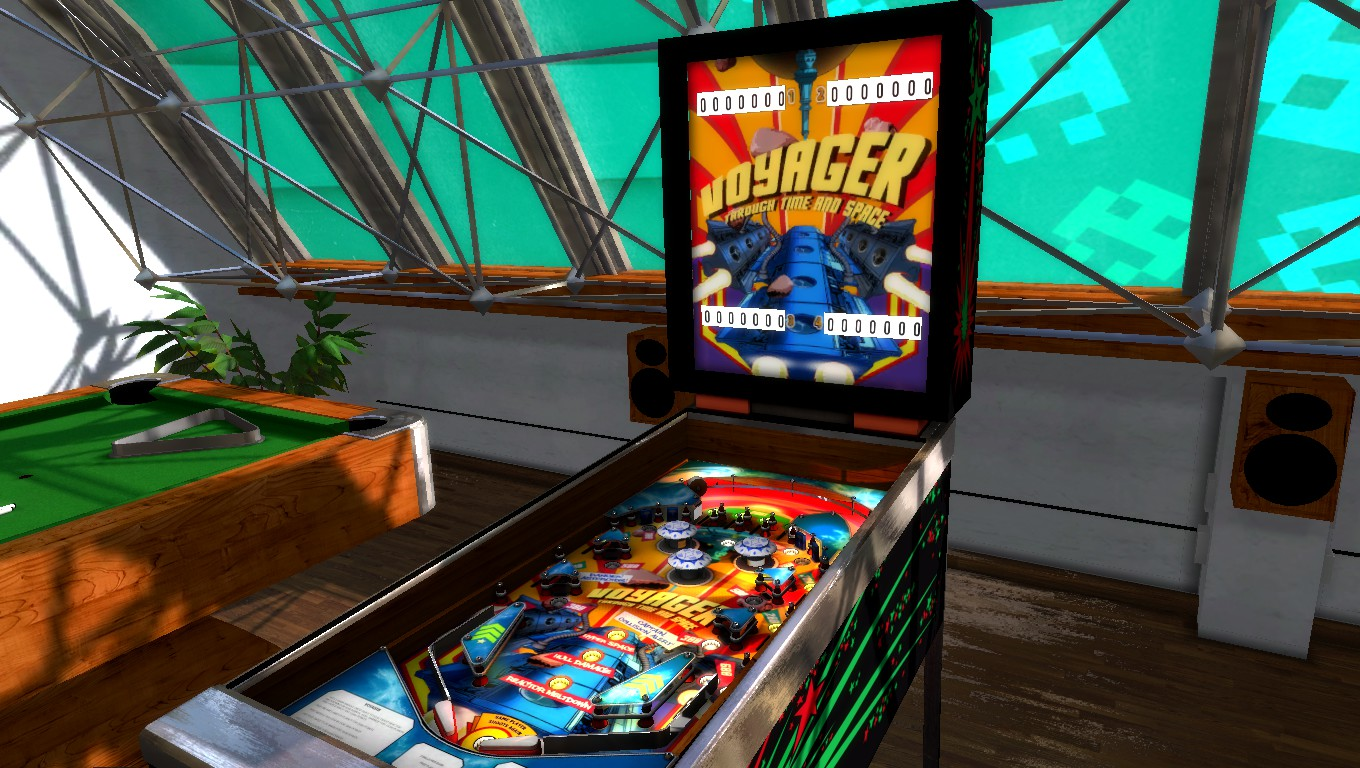 Mark: Zaccaria Pinball: Voyager Through Time And Space [5 Balls] (PC) 60,880 points on 2018-05-19 01:54:32