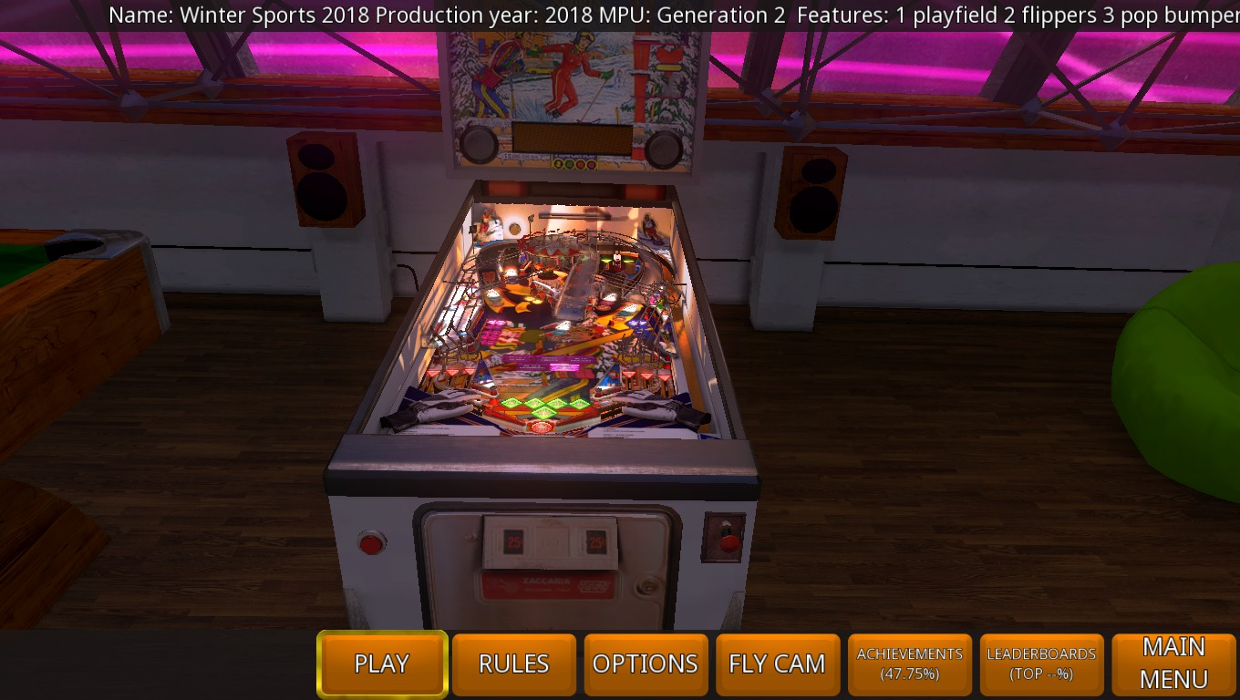 Mark: Zaccaria Pinball: Winter Sports 2018 [5 Balls] (PC) 243,676,820 points on 2018-08-23 01:25:03