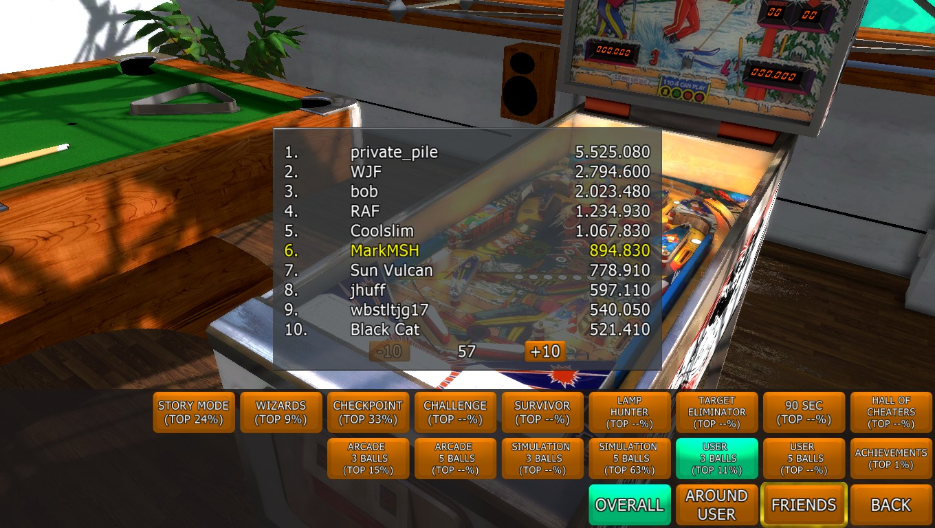 Mark: Zaccaria Pinball: Winter Sports [3 balls] (PC) 894,830 points on 2018-04-15 18:28:29