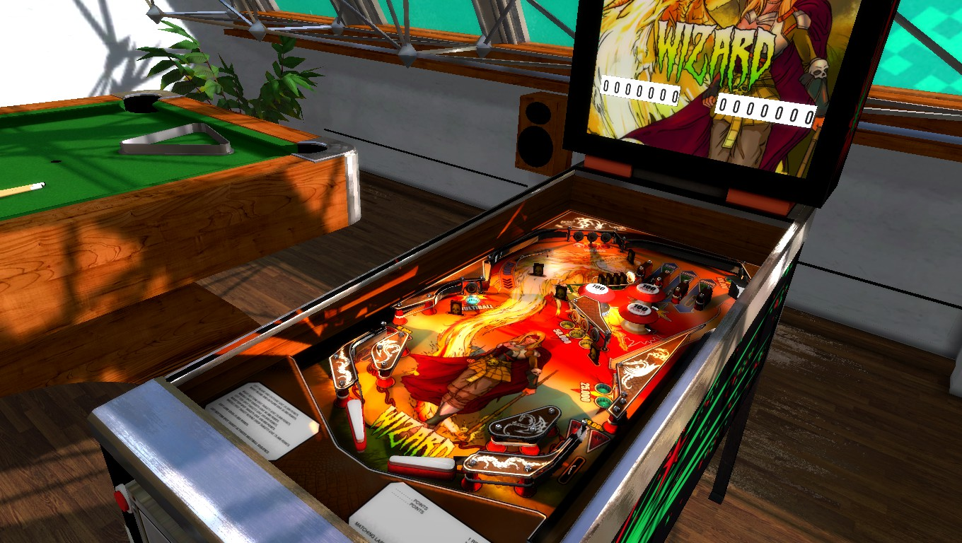 Mark: Zaccaria Pinball: Wizard [5 Balls] (PC) 535,050 points on 2018-05-19 02:02:02