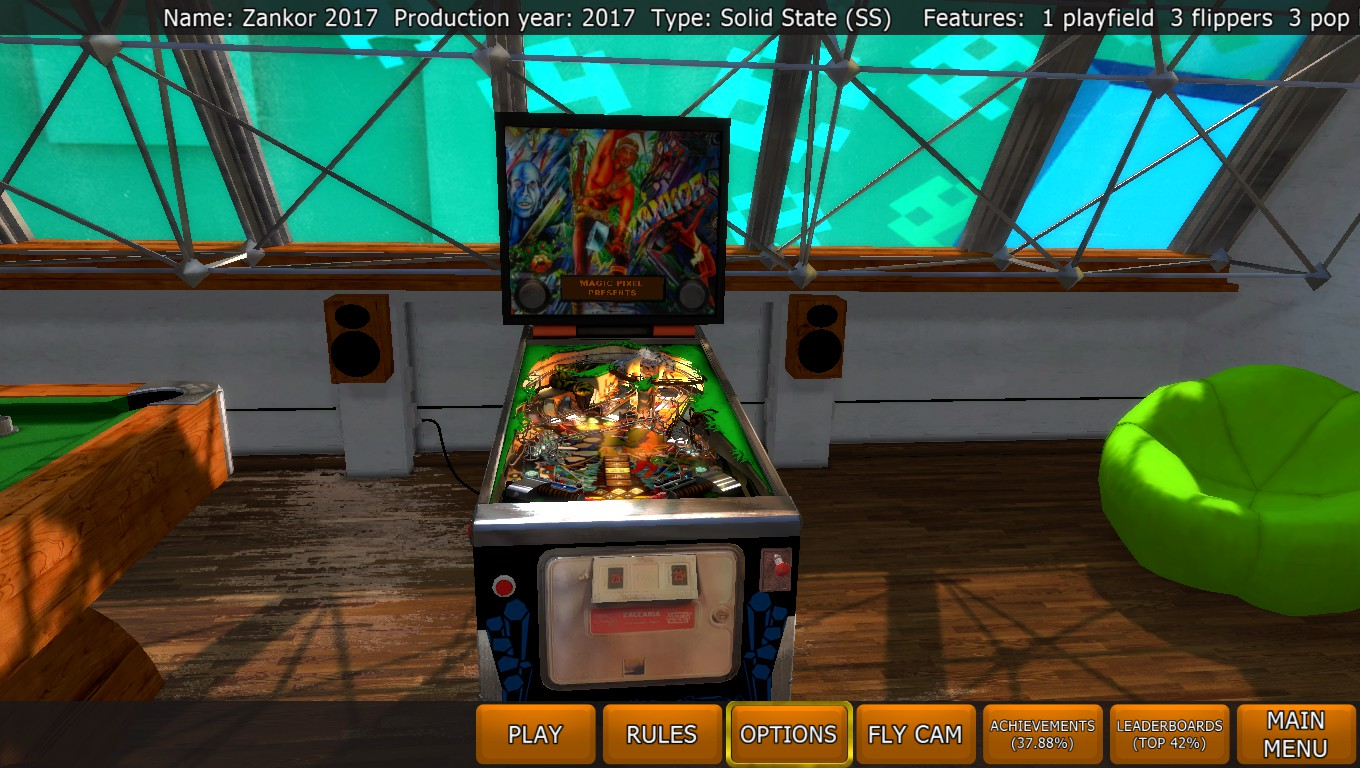 Mark: Zaccaria Pinball: Zankor 2017 [5 balls] (PC) 228,470,860 points on 2018-05-09 02:00:21