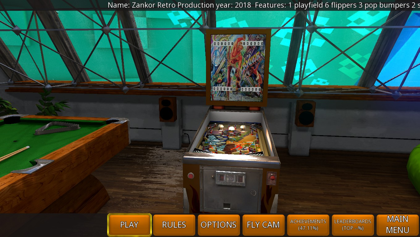 Mark: Zaccaria Pinball: Zankor 2018 Retro [3 Balls] (PC) 2,450 points on 2018-09-17 03:05:04