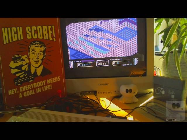 GTibel: Zaga (Commodore 64) 10,770 points on 2019-05-17 10:04:01