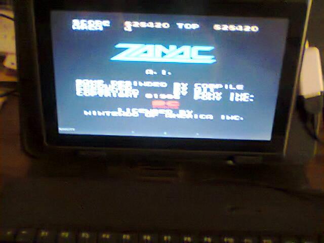 ecworiginal: Zanac (NES/Famicom Emulated) 626,420 points on 2016-05-09 11:02:45