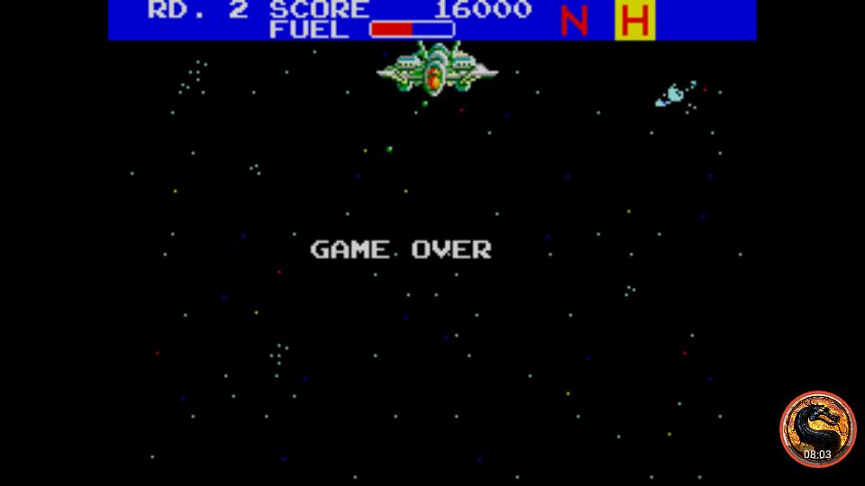 omargeddon: Zaxxon 3D (Sega Master System Emulated) 16,000 points on 2019-06-22 21:49:35