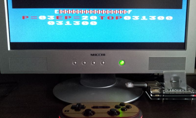 Larquey: Zaxxon (Atari 5200 Emulated) 31,300 points on 2017-02-14 13:20:39